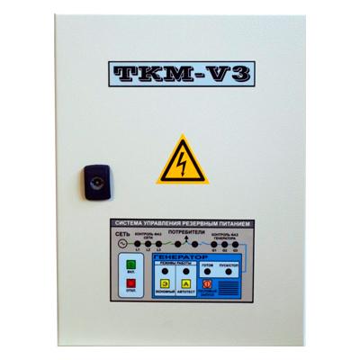 Автоматика ТКМ-V3 с ИУ3с + ПБ3-12 в Щелковое