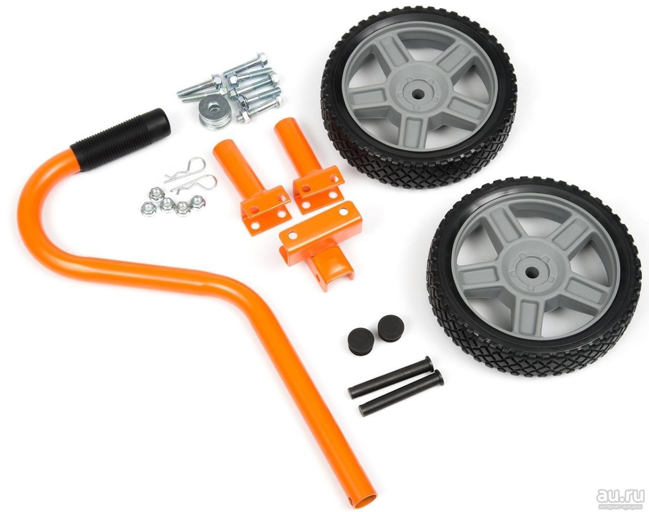 Комплект колес для генераторов ECT 7000 в Щелковое